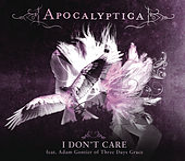 I Don't Care de Apocalyptica