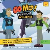 Folge 34: Der letzte große Hummer/Der Goldstrumpfnasenmann (Das Original-Hörspiel zur TV-Serie) von Go Wild! - Mission Wildnis