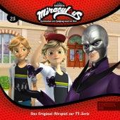 Folge 25: Sandboy / Lila gibt nicht auf (Das Original-Hörspiel zur TV-Serie) von Miraculous