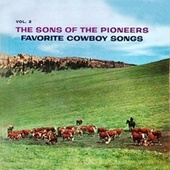 Favorite Cowboy Songs Vol. 2 by The Sons of the Pioneers