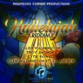 Hallelujah Riddim by Glen Washington, Troy Anthony, Lytie Powell