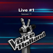Live #1 (Seizoen 11) von The Voice of Holland