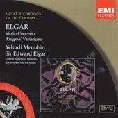 Elgar: Violin Concerto - 'Enigma' Variations by Edward Elgar
