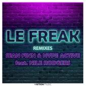 Le Freak (Remixes) fra Sean Finn