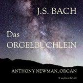 JS Bach: Das Orgelbüchlein by Anthony Newman