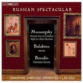 Russian Spectacular von Singapore Symphony Orchestra