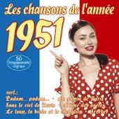 Les chansons de l'année 1951 by Various Artists