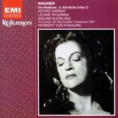 Wagner: Die Walküre, Act 3 di Herbert Von Karajan