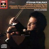 Dvorak/smetana: Violin Works de Itzhak Perlman