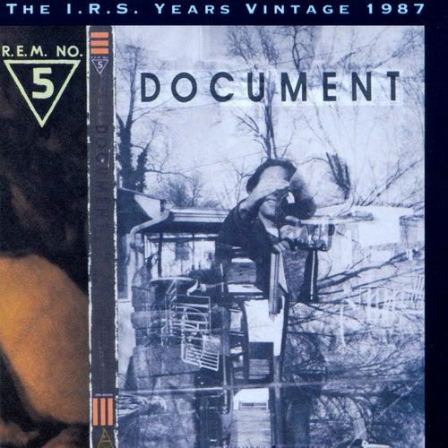 Document von R.E.M.