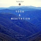Yoga & Meditation (Morning Rise, Vol. 1) de Luederwaldt, Agnya, Mathis, The Emma Project, Gaia, Beachflow, DJ Mahoni, Birgit Fischer Film Orchestra, Low Cut