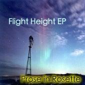 Flight Height EP by Prose In Rosette