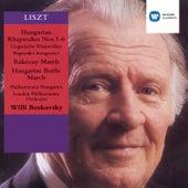 Liszt - Orchestral Works by Willi Boskovsky