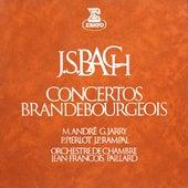 Bach: Concertos brandebourgeois, BWV 1046 - 1051 de Maurice André