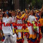 Los Dioses de la Cumbia by Los Corraleros de Majagual, Los Ángeles Azules, Lisandro Meza, Los Continentales, Los Destellos