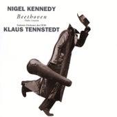 Beethoven: Violin Concerto etc by Nigel Kennedy
