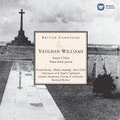 Vaughan Williams: Dona nobis pacem/Sancta Civitas de Richard Hickox
