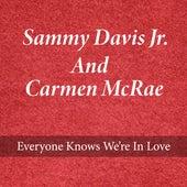 Everyone Knows We're In Love de Sammy Davis, Jr.