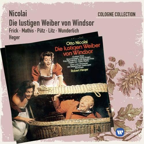 Nicolai: Die lustigen Weiber von Windsor · Oper in 3 Akten by Bayerisches Staatsorchester
