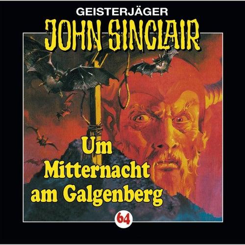 Folge 64: Um Mitternacht am Galgenberg von John Sinclair
