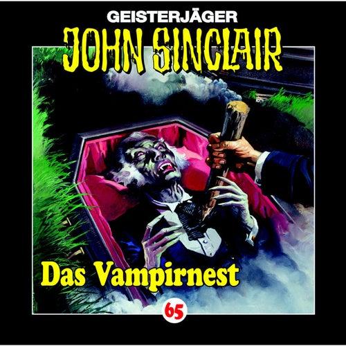 Folge 65: Das Vampirnest von John Sinclair