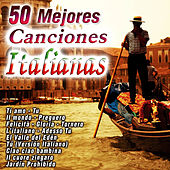 50 Mejores Canciones Italianas by Various Artists