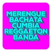 Merengue, Bachata, Cumbia, Reggaeton, Banda by Various Artists