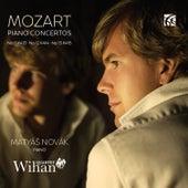 Mozart: Piano Concertos Nos. 11, 12 & 13 by Matyáš Novák