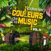 Couleurs Music Vol. IV - Toutes les couleurs de la musique de Various Artists