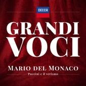 Grandi Voci – Mario del Monaco canta Puccini e il verismo - Una collana con registrazioni originali Decca e Deutsche Grammophon rimasterizzate con le tecniche più moderne che ne garantiscono eccellenza tecnica e artistica. by Puccini