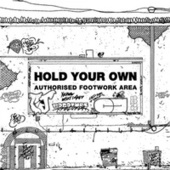 Hold Your Own by CJ