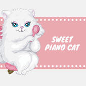 Sweet Piano Cat by Cat Music