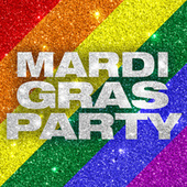 Mardi Gras Party de Various Artists