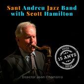 Sant Andreu Jazz Band with Scott Hamilton (Compilation) by Sant Andreu Jazz Band