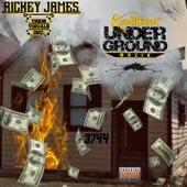 KondPhident UnderGround Muzik: 3744 by Rickey James