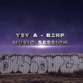 Ysy a Bizarrap Music Session de Renzo Pianciola