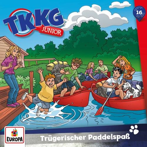 016/Trügerischer Paddelspaß von TKKG Junior