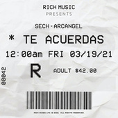 Te Acuerdas by Sech