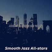 Excellent Backdrop for New York City by Smooth Jazz Allstars
