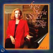 Piano Boroque Recital, Vol. 1 by Rose Marie Sader