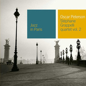 Peterson-Grappelli Quartet vol. 2 de Oscar Peterson