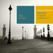 Peterson-Grappelli Quartet vol. 2 by Oscar Peterson