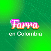 Farra en Colombia by Various Artists