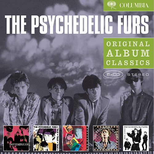 Original Album Classics by The Psychedelic Furs