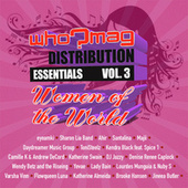WHO?MAG Distribution Essentials, Vol. 3: Women of the World by Various Artists