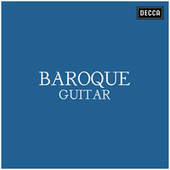 Baroque Guitar by Santiago de Murcia