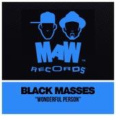 Wonderful Person by Black Masses