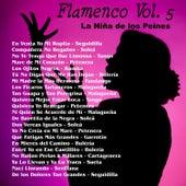 Flamenco Vol. 5 de La niña de los peines