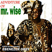 Aventure of Mr Wise von Ebenezer Obey