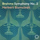 Brahms: Symphony No. 2 & Academic Festival Overture (Live) von Gewandhausorchester Leipzig